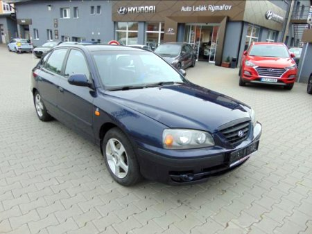Hyundai Elantra, 2005