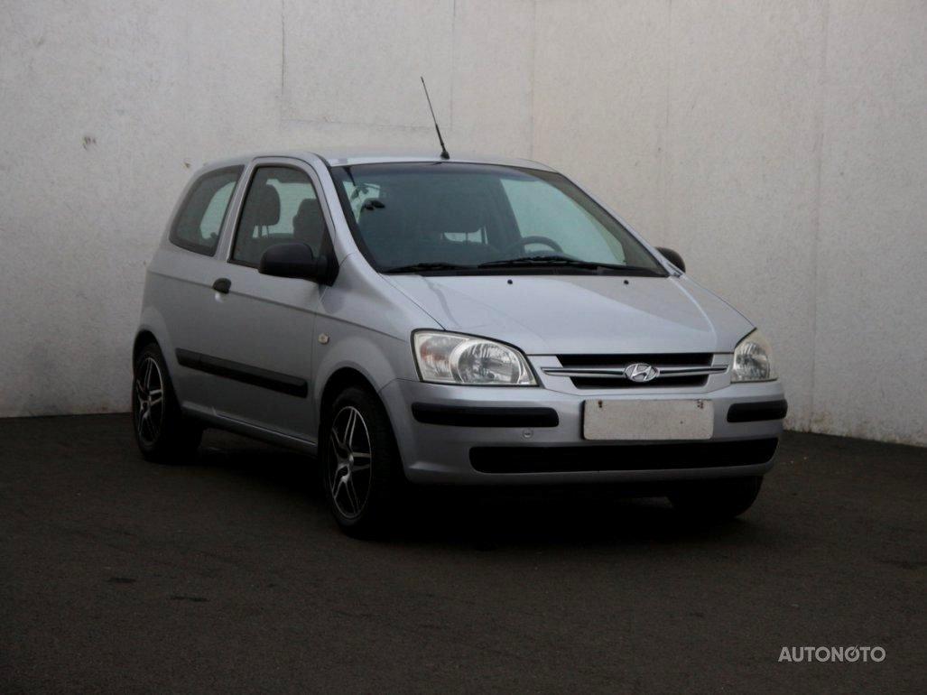 Hyundai Getz, 2008 - celkový pohled