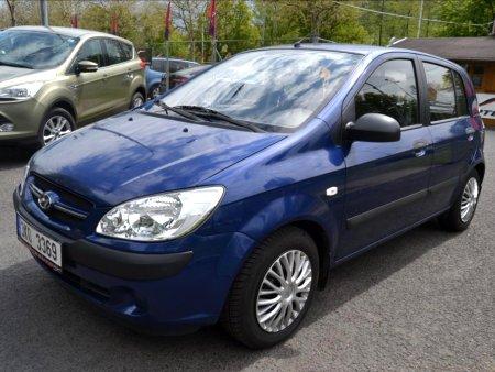 Hyundai Getz, 2007