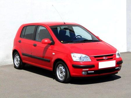 Hyundai Getz, 2002