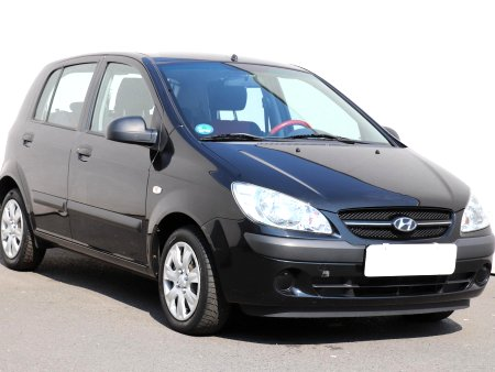 Hyundai Getz, 2008