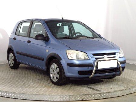Hyundai Getz, 2003