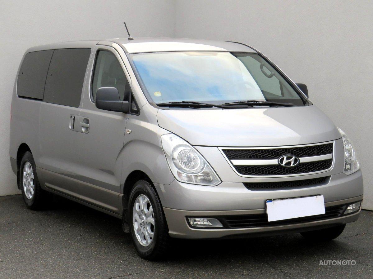 Hyundai H 1, 2012 - celkový pohled