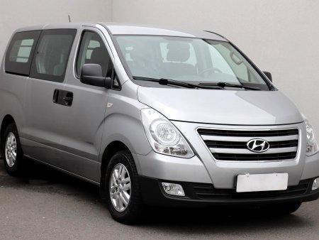 Hyundai H 1, 2016
