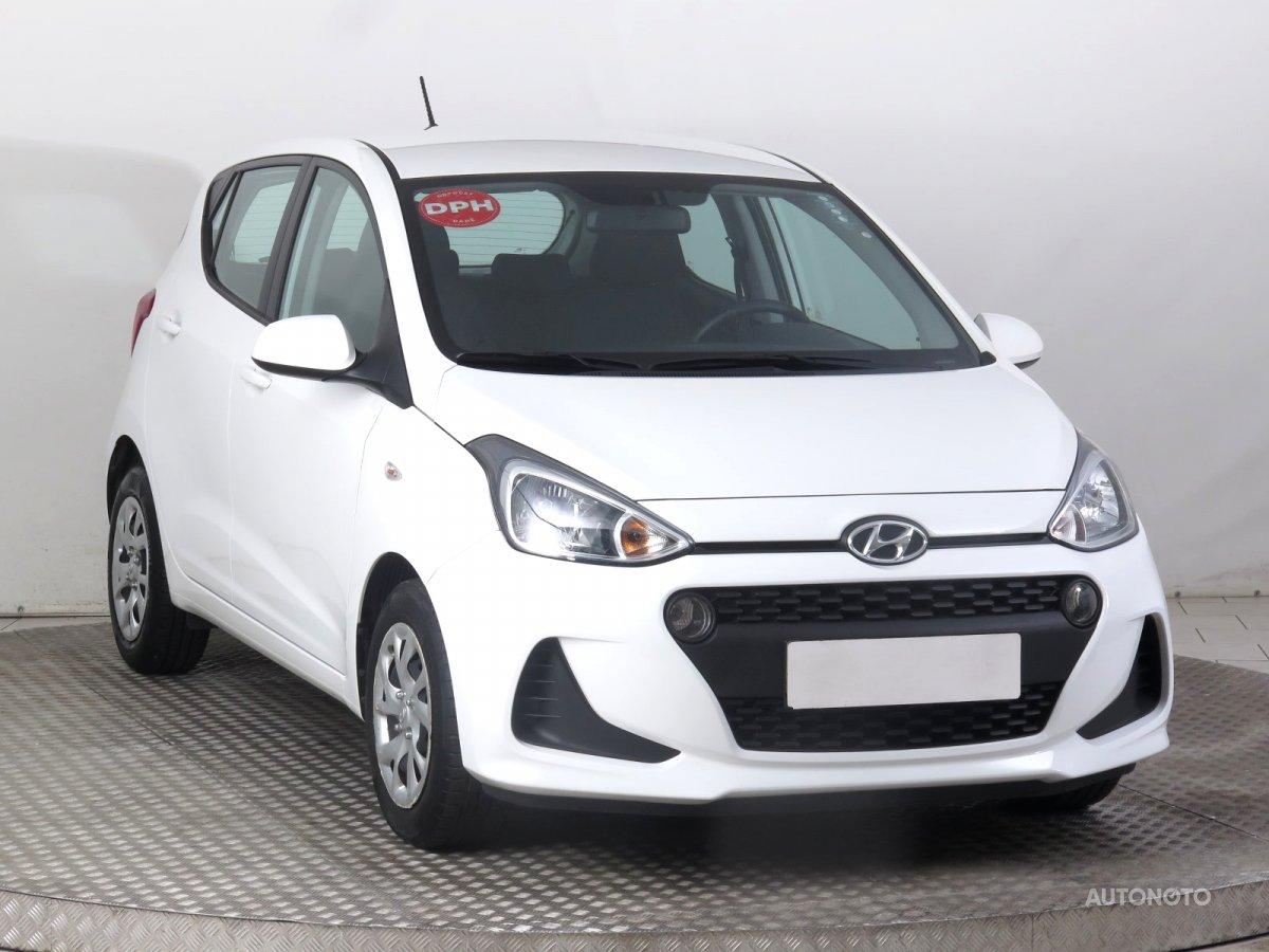 Hyundai i10, 2017 - celkový pohled