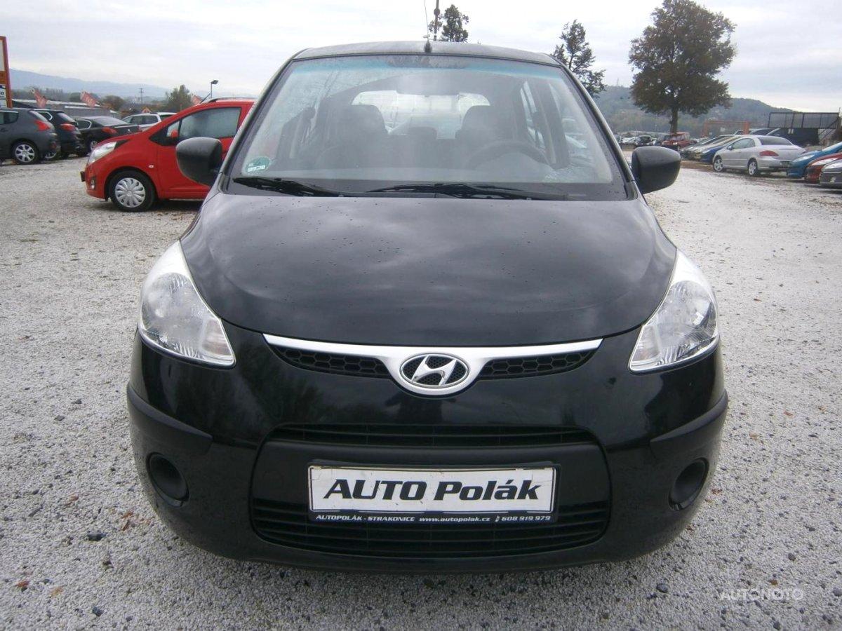 Hyundai i10, 2009 - celkový pohled