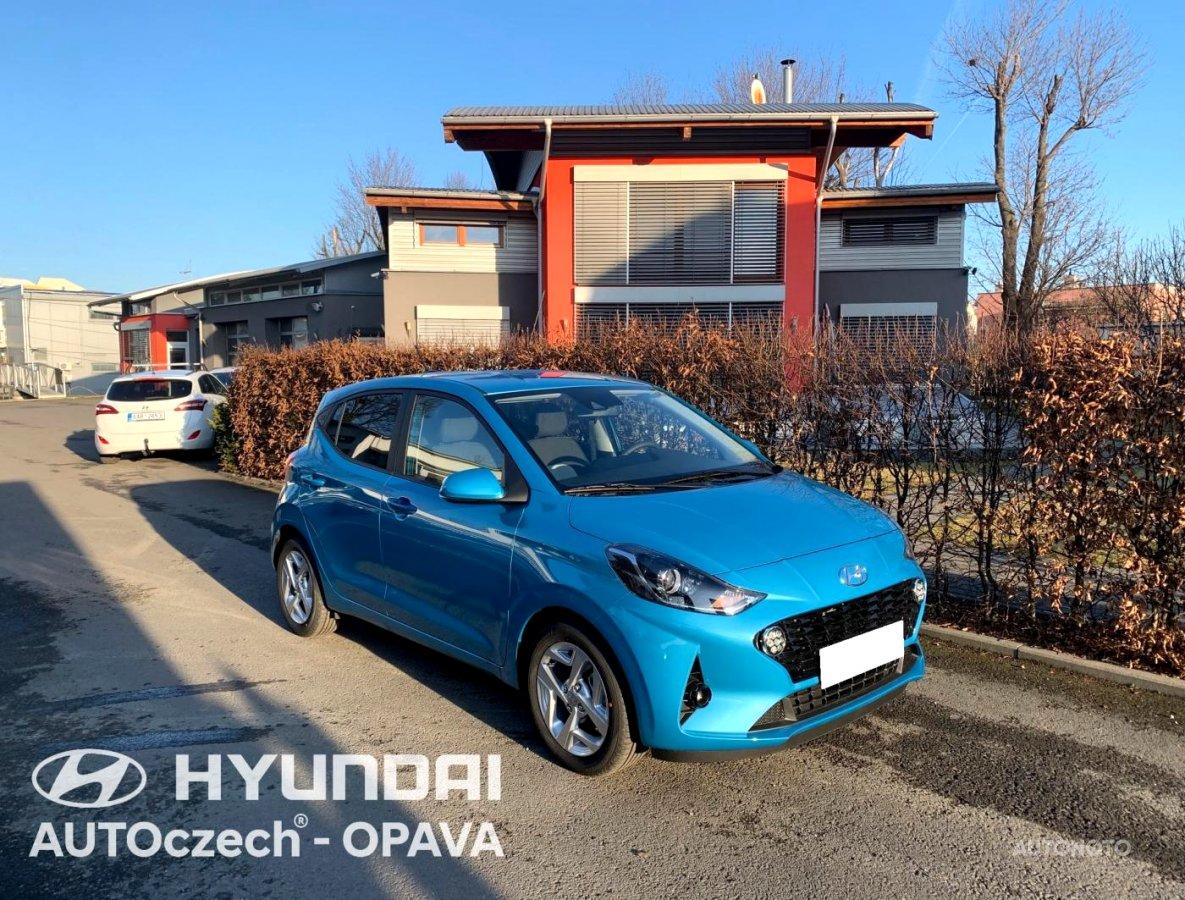 Hyundai i10, 2020 - celkový pohled