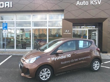 Hyundai i10, 2018