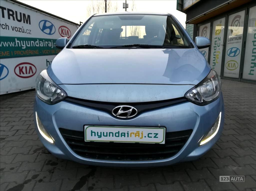 Hyundai i20, 2012 - celkový pohled