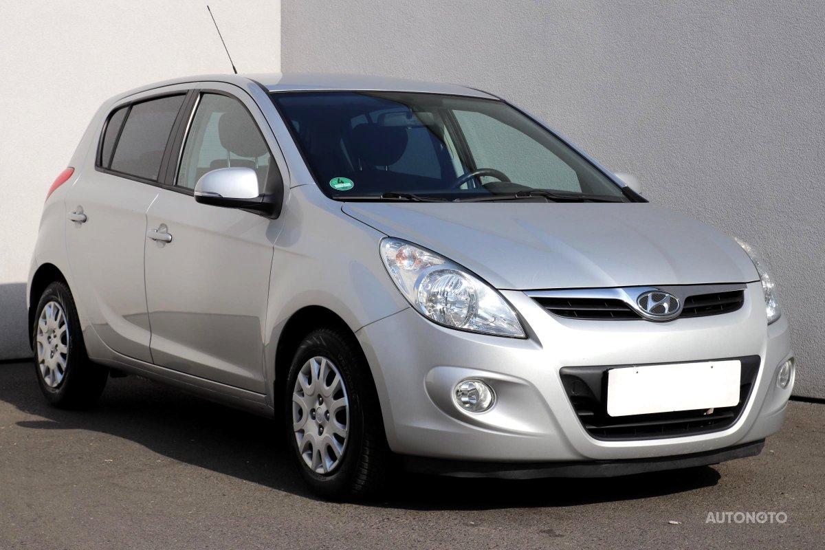 Hyundai i20, 2011 - celkový pohled