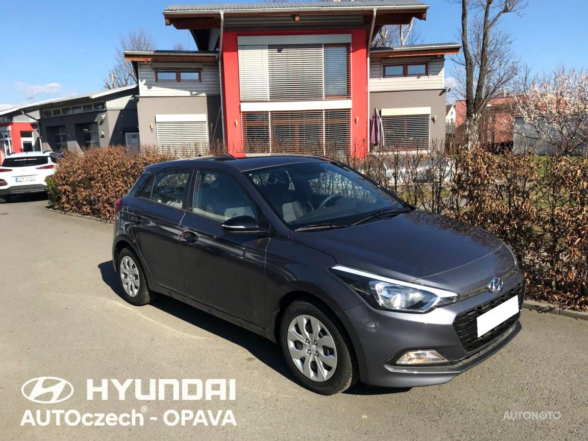 Hyundai i20, 2018 - celkový pohled
