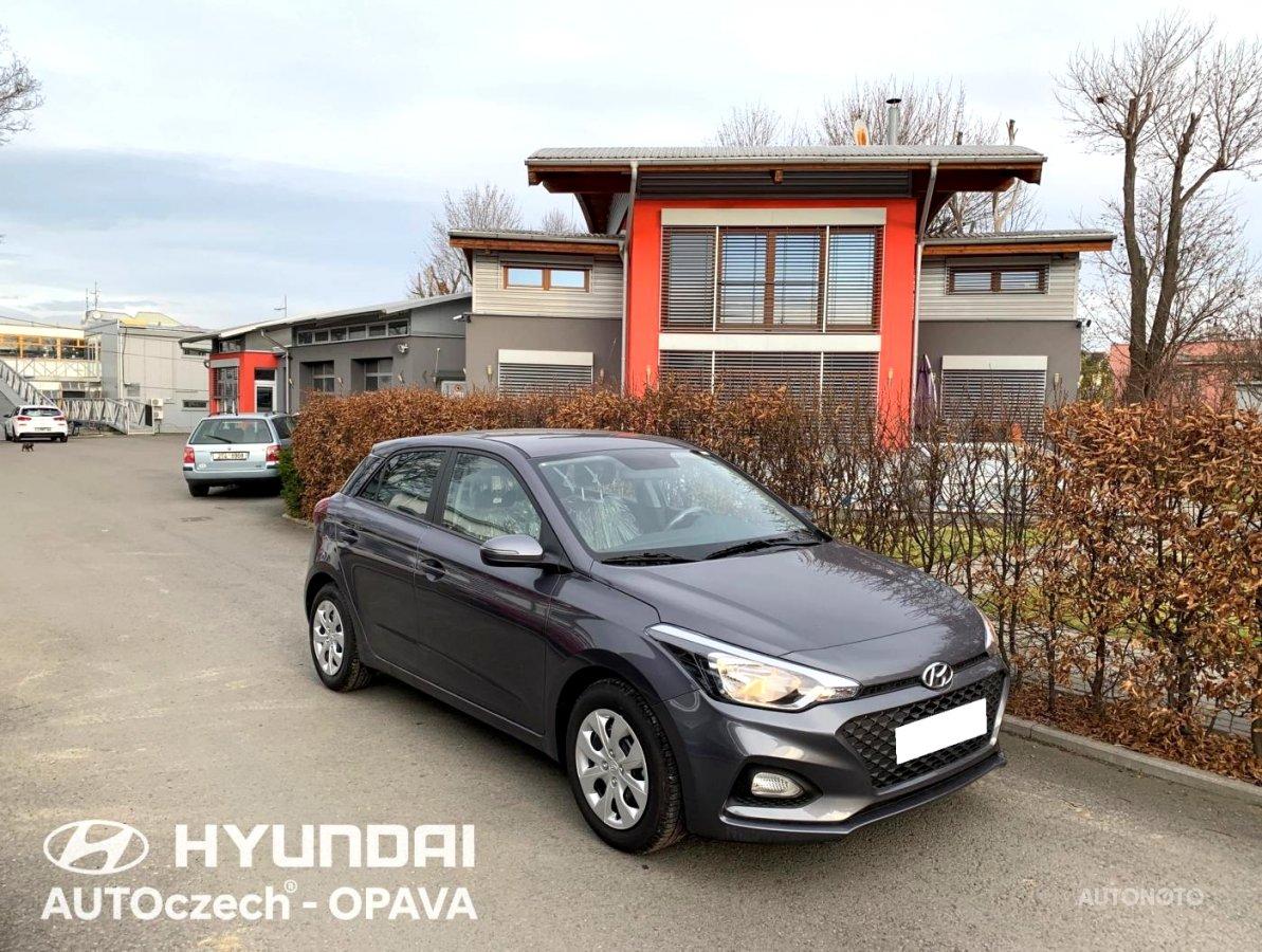 Hyundai i20, 2019 - celkový pohled
