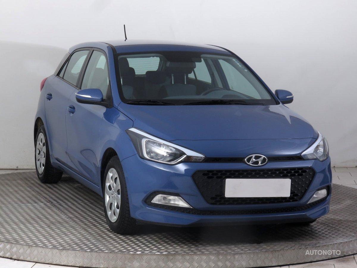 Hyundai i20, 2017 - celkový pohled