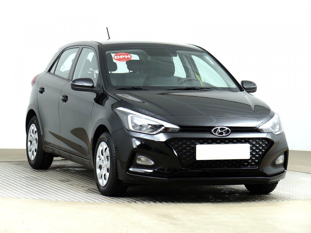 Hyundai i20, 2020 - celkový pohled