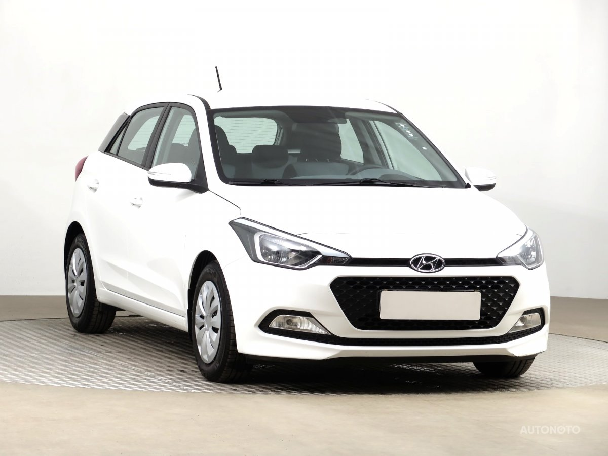 Hyundai i20, 2015 - celkový pohled