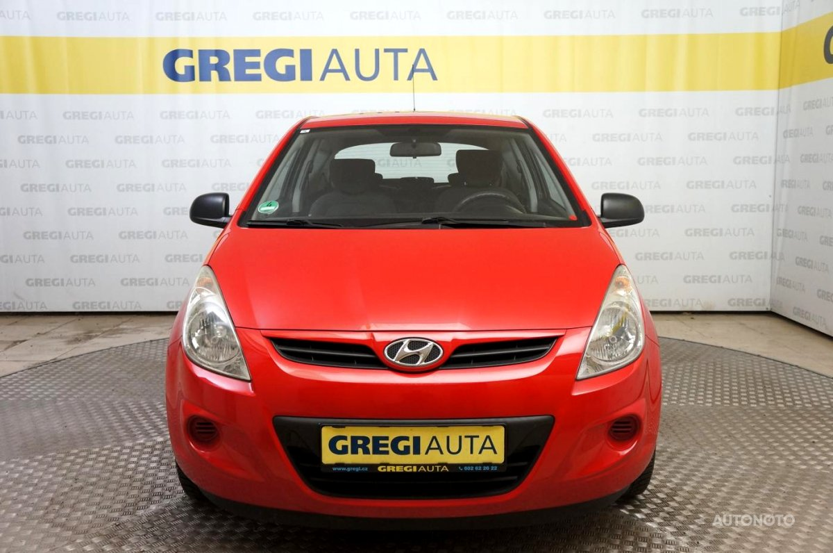 Hyundai i20, 2009 - celkový pohled