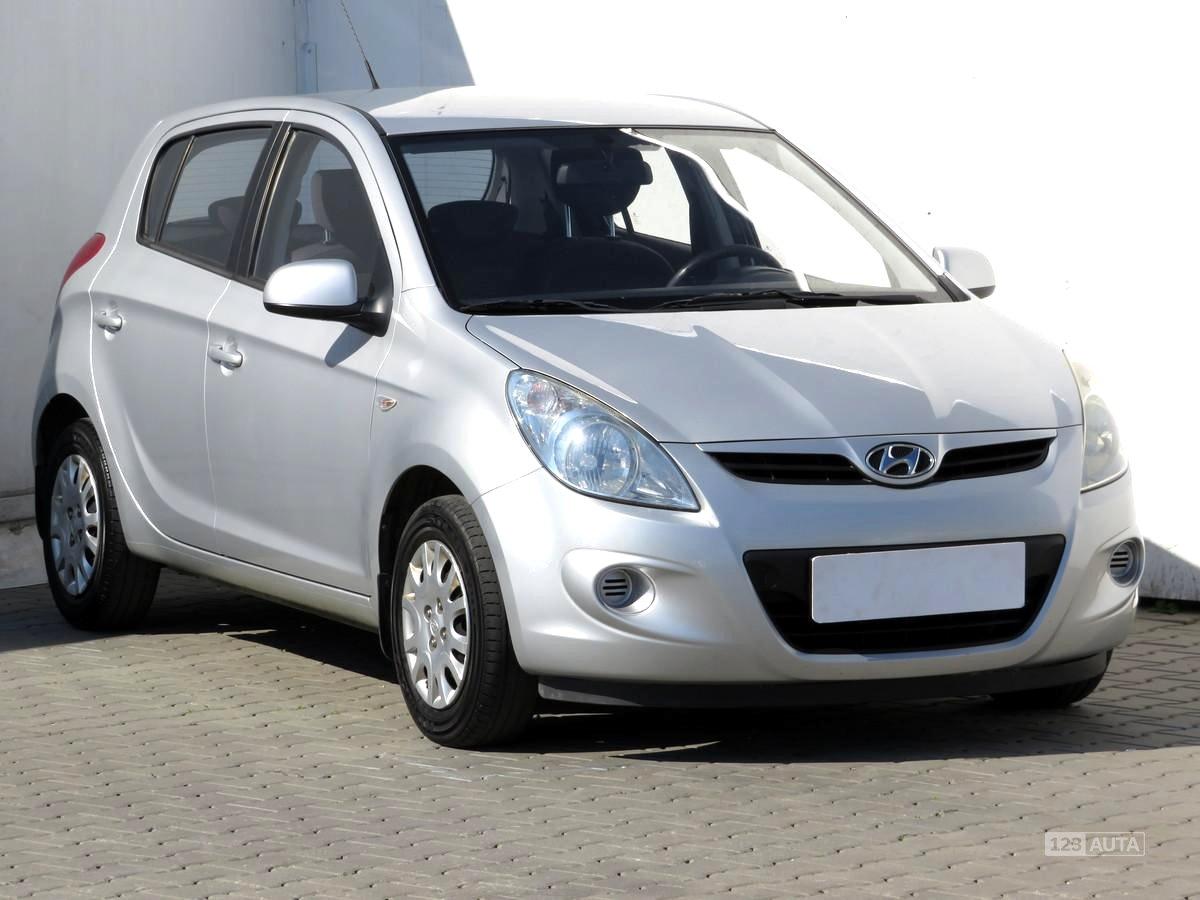 Hyundai i20, 2010 - celkový pohled