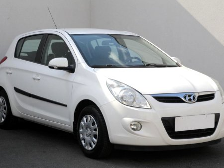 Hyundai i20, 2012
