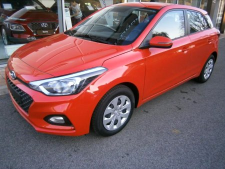 Hyundai i20, 2018
