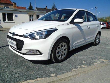 Hyundai i20, 2017