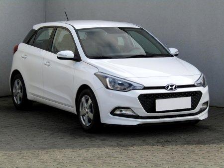 Hyundai i20, 2016