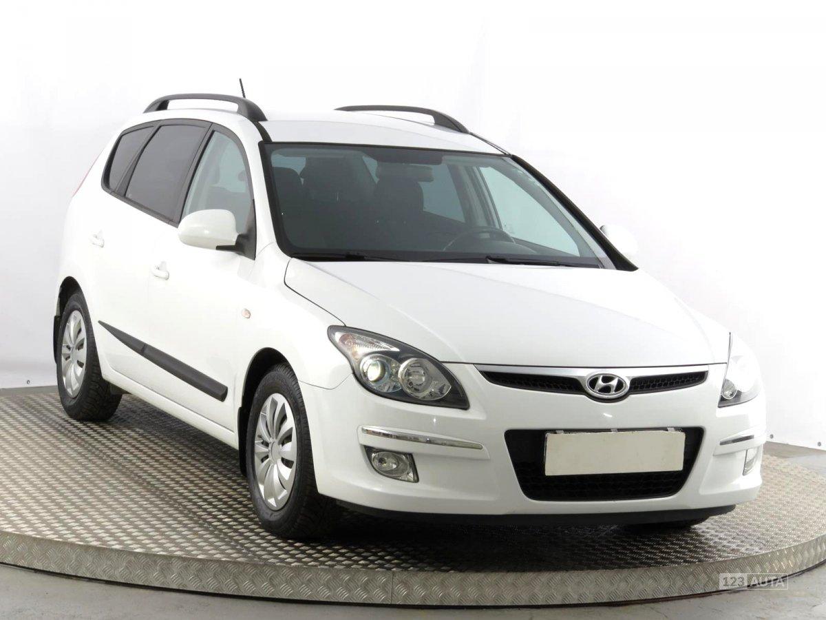 Hyundai i30, 2010 - celkový pohled
