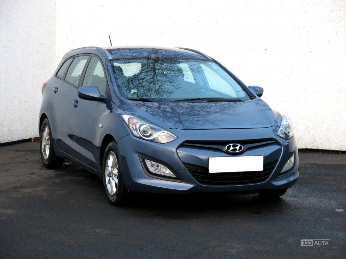 Hyundai i30, 2014 - celkový pohled