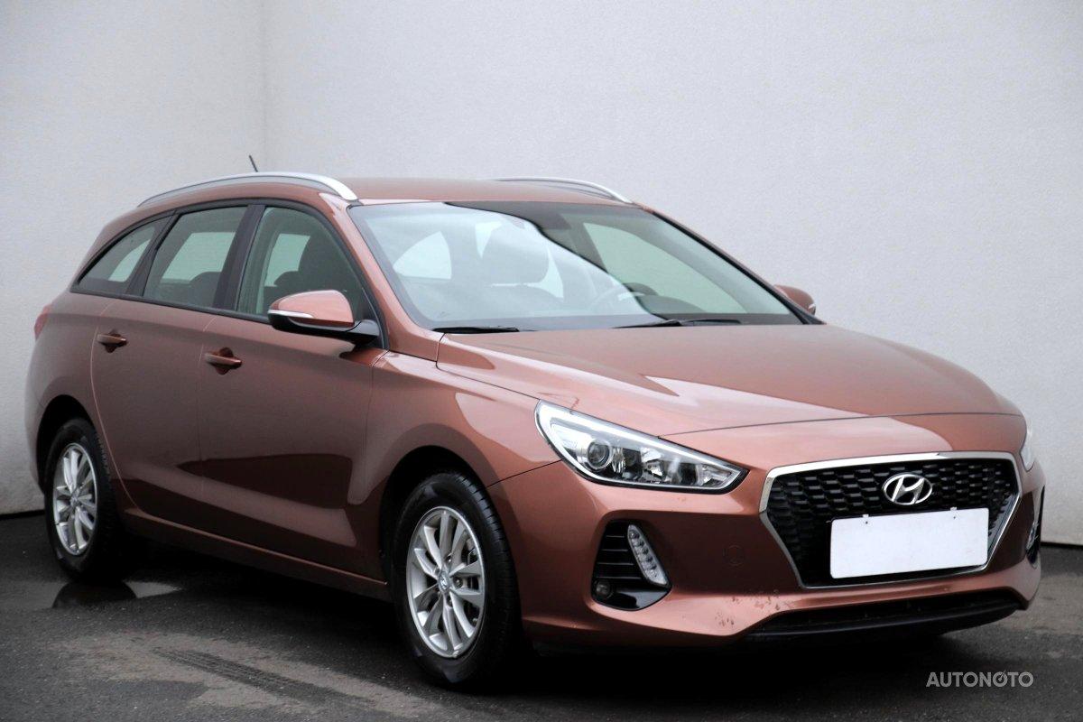 Hyundai i30, 2017 - celkový pohled