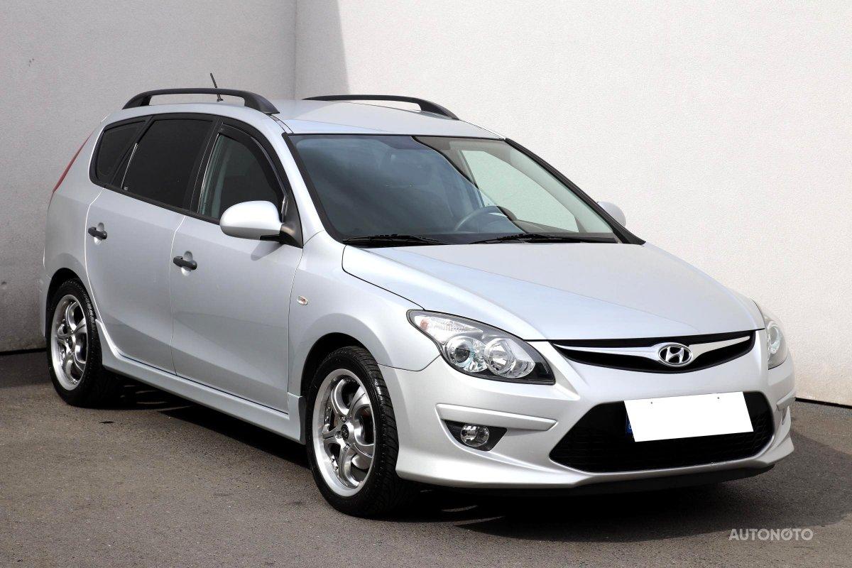 Hyundai i30, 2011 - celkový pohled