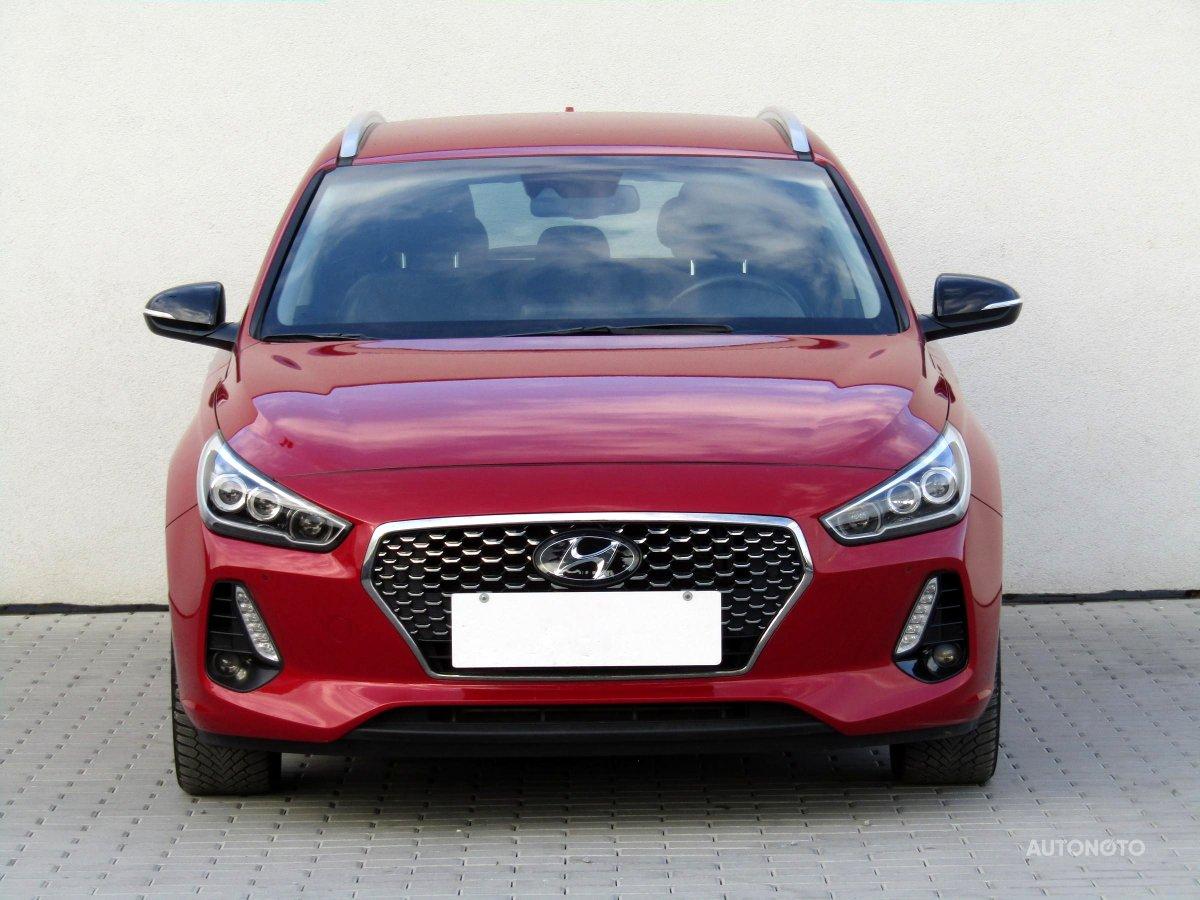 Hyundai i30, 2017 - pohled č. 2