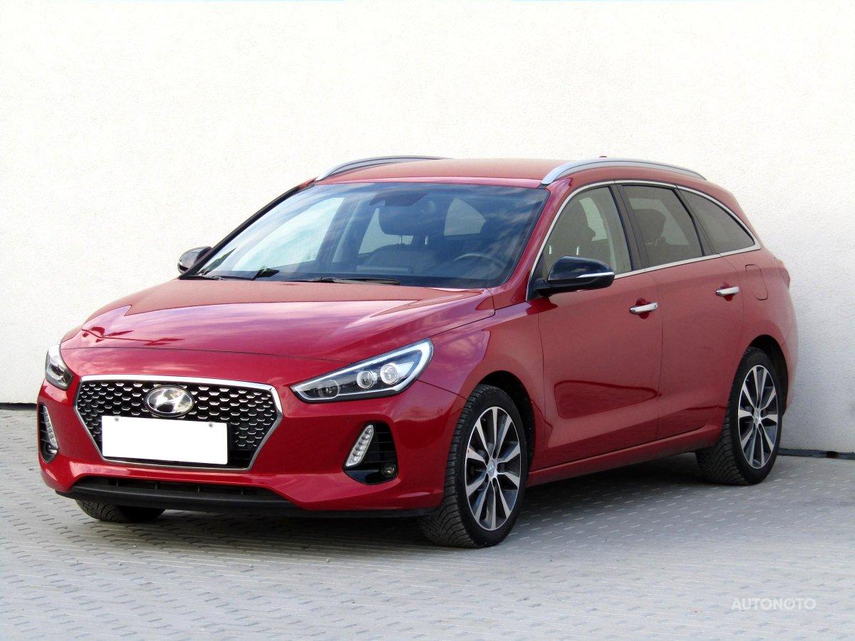 Hyundai i30, 2017 - pohled č. 3