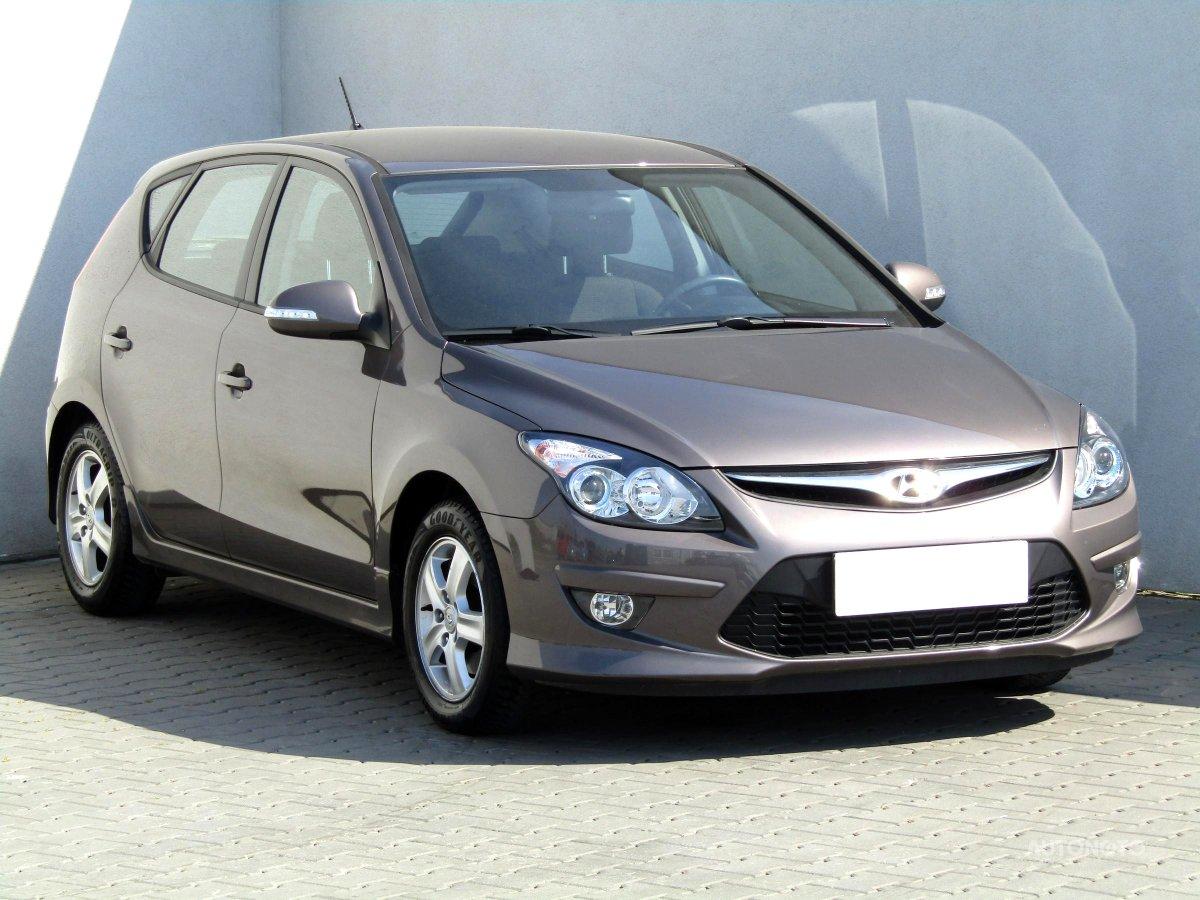 Hyundai i30, 2012 - celkový pohled
