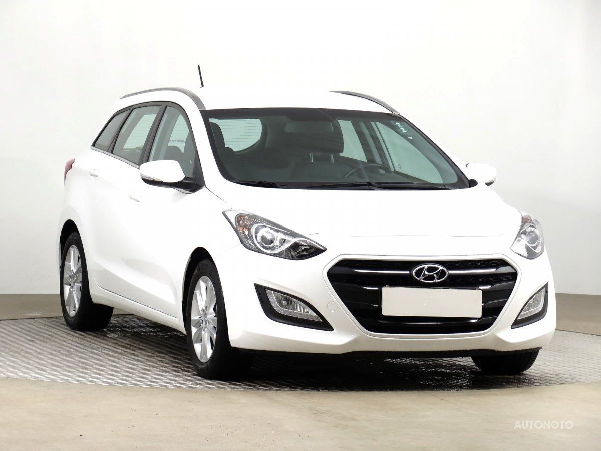 Hyundai i30, 2015 - celkový pohled