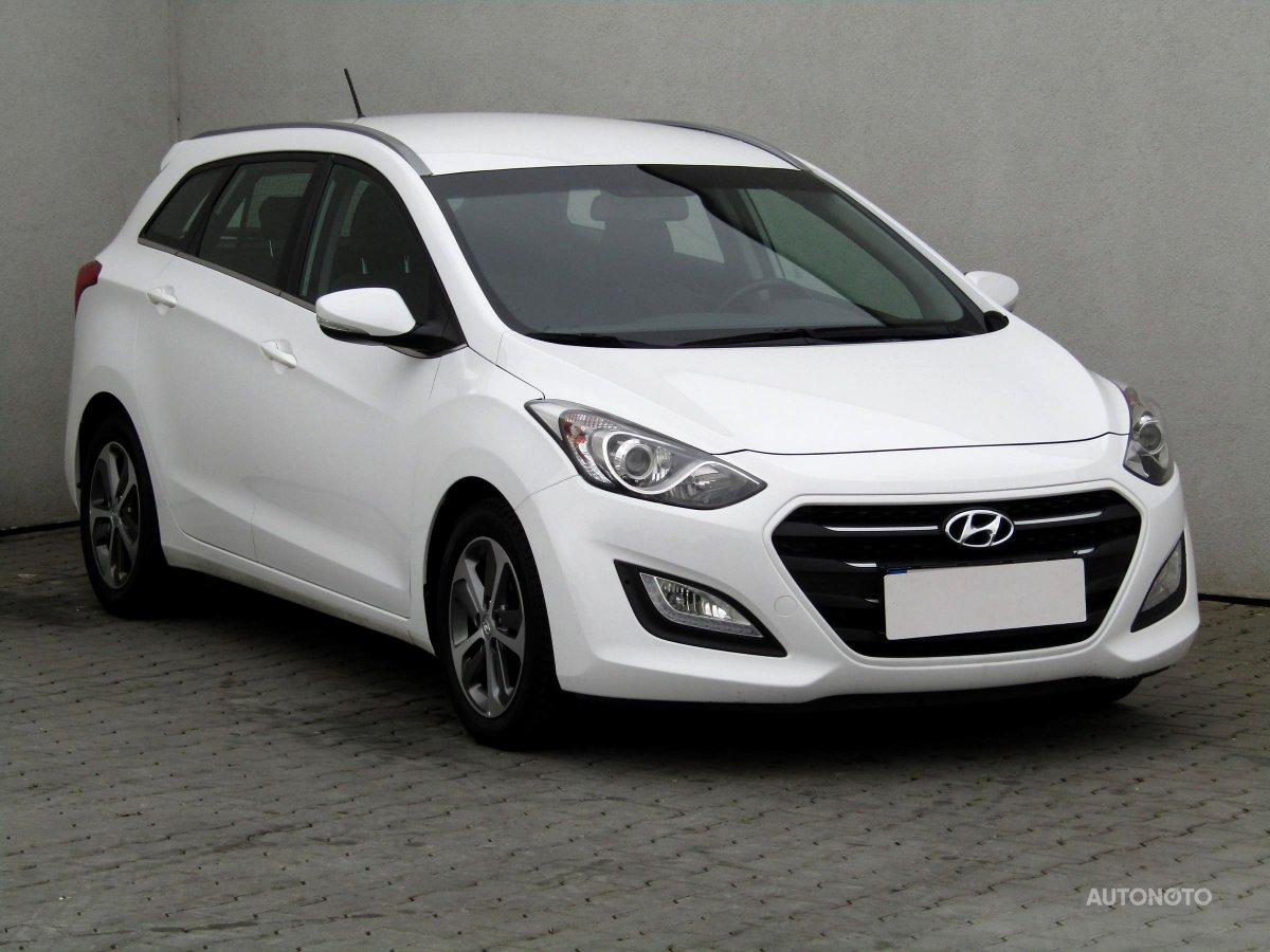 Hyundai i30, 2016 - celkový pohled