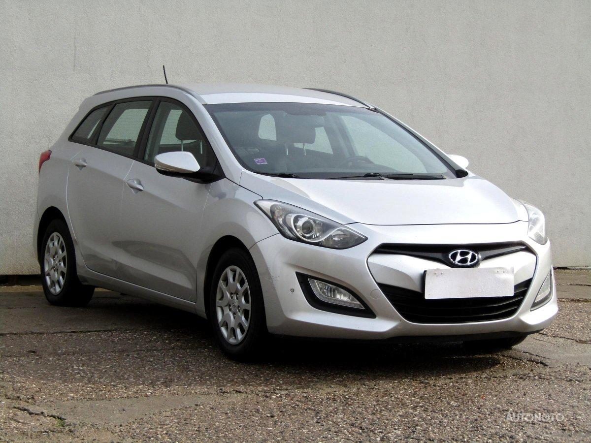 Hyundai i30, 2013 - celkový pohled