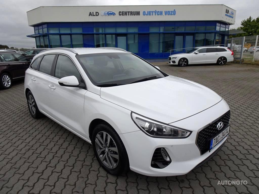 Hyundai i30, 2018 - celkový pohled