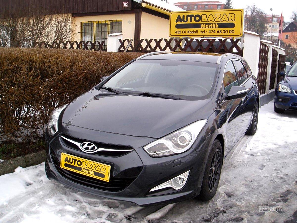 Hyundai i40, 2014 - celkový pohled