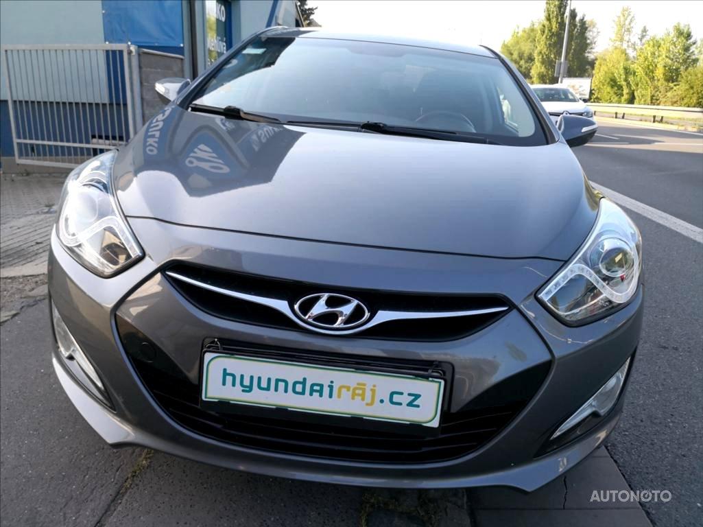 Hyundai i40, 2012 - celkový pohled
