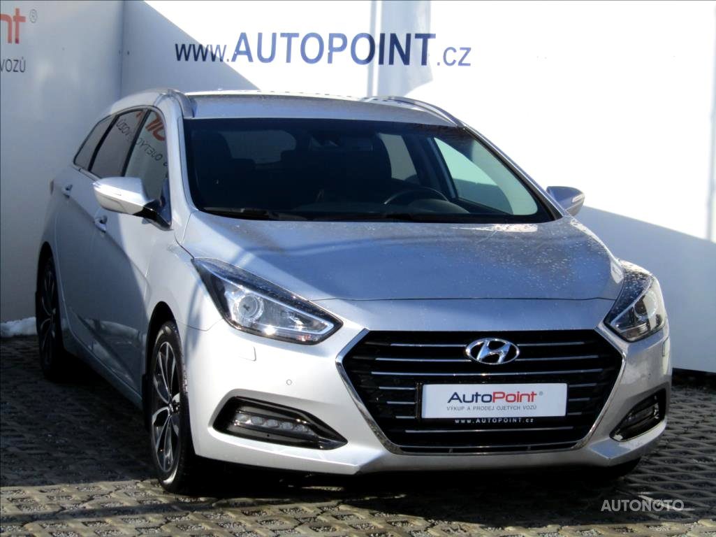 Hyundai i40, 2016 - celkový pohled
