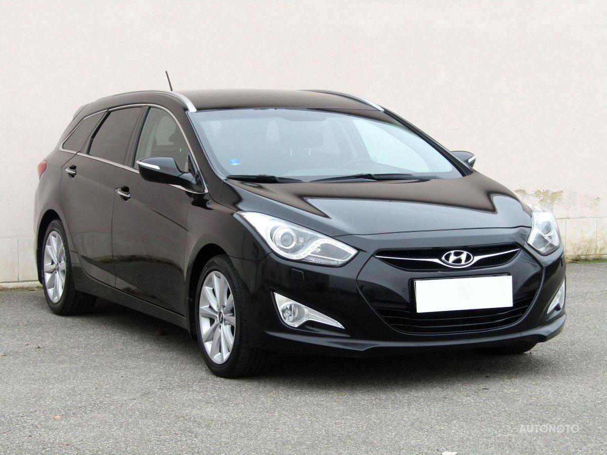 Hyundai i40, 2013 - celkový pohled