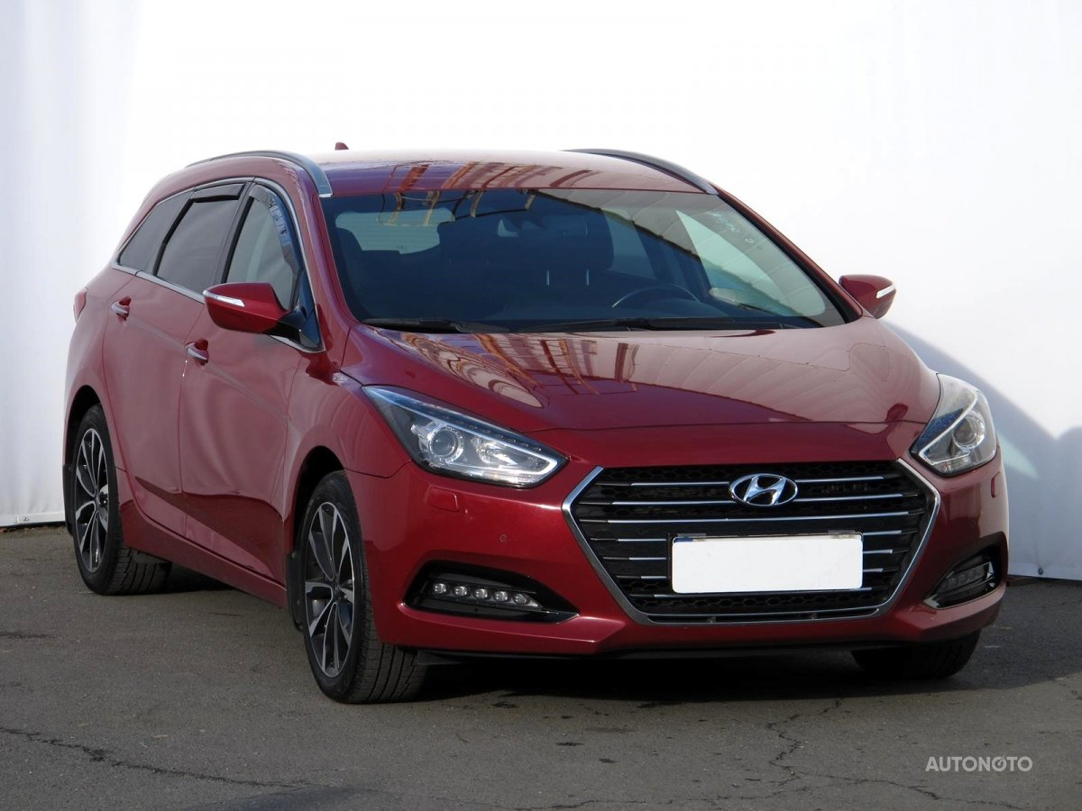 Hyundai i40, 2015 - celkový pohled