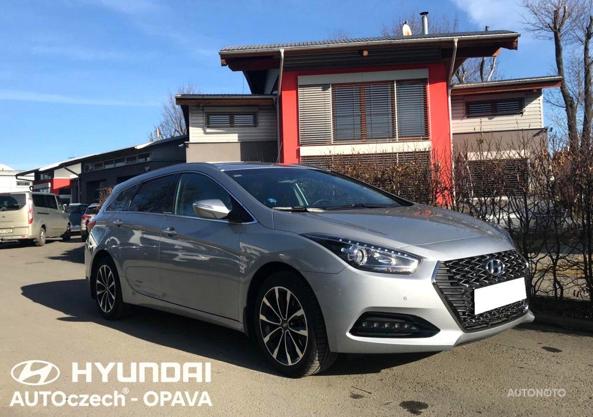 Hyundai i40, 2018 - celkový pohled