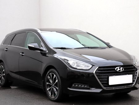Hyundai i40, 2016