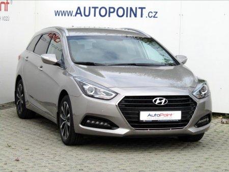 Hyundai i40, 2017