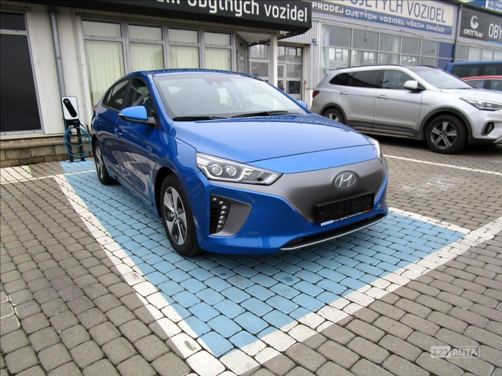 Hyundai Ioniq, 2018 - celkový pohled