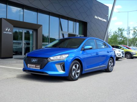 Hyundai Ioniq, 2018
