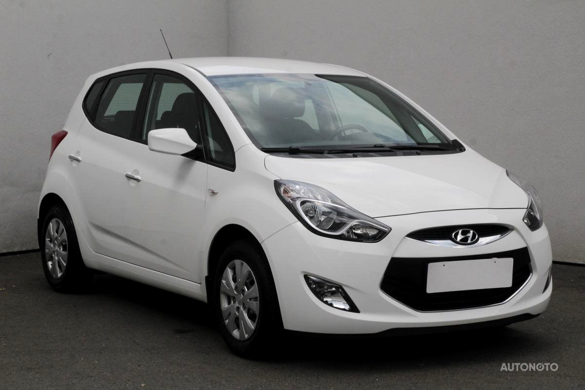 Hyundai ix20, 2014 - celkový pohled