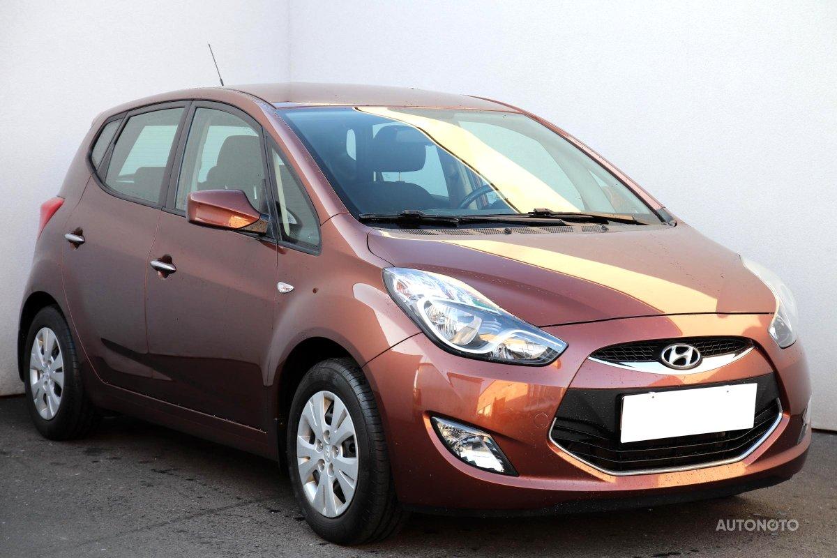 Hyundai ix20, 2012 - celkový pohled