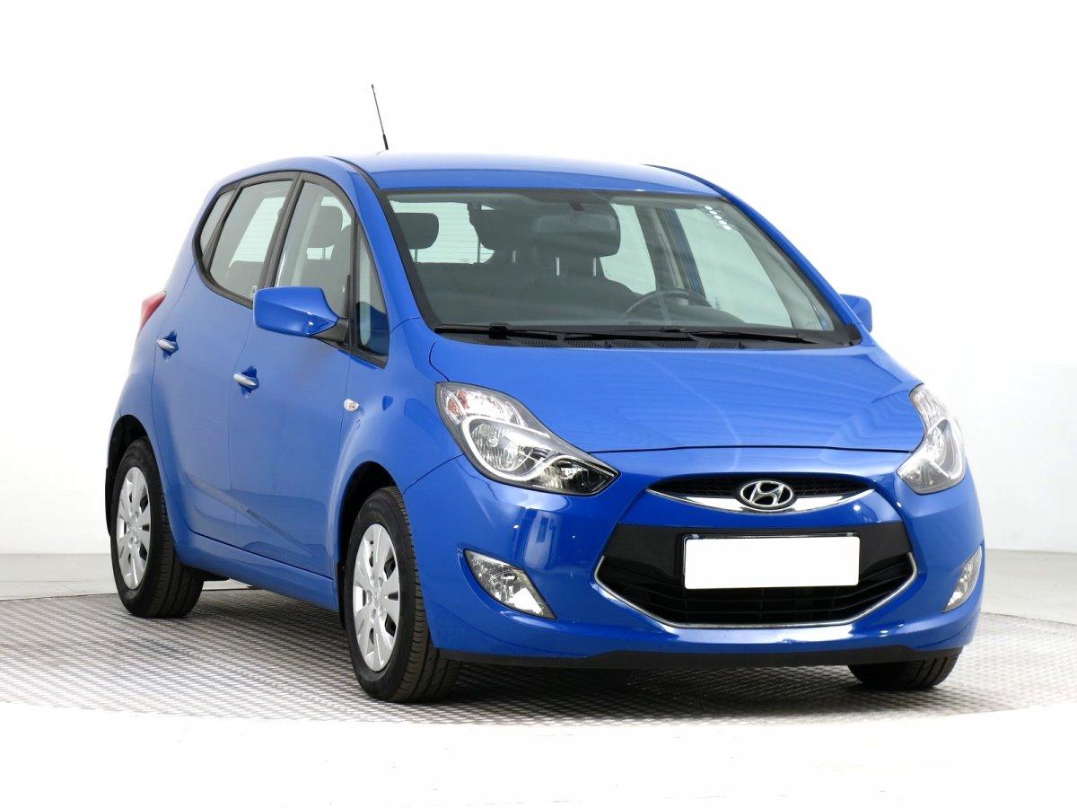 Hyundai ix20, 2013 - celkový pohled