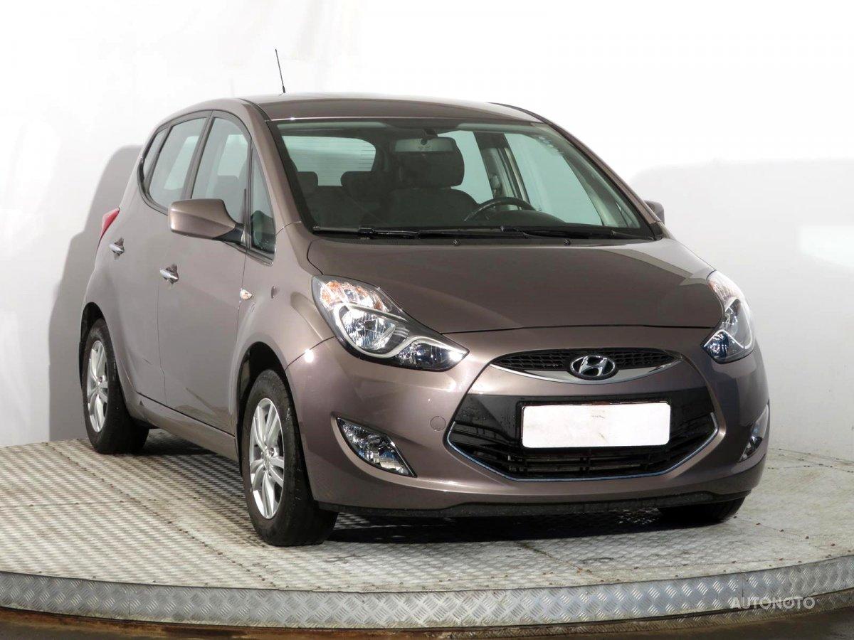 Hyundai ix20, 2015 - celkový pohled